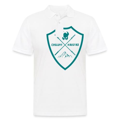 CFH Skjold - Poloskjorte for menn