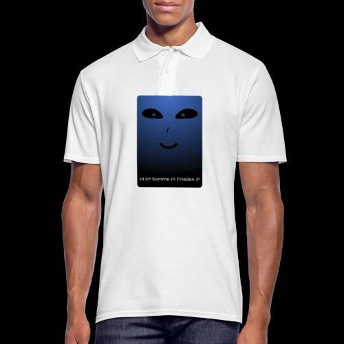 Frieden - Männer Poloshirt