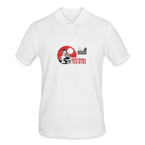 Barefoot Forward Group - Barefoot Medicine - Men's Polo Shirt