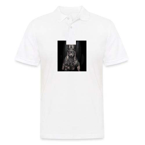 hund - Männer Poloshirt