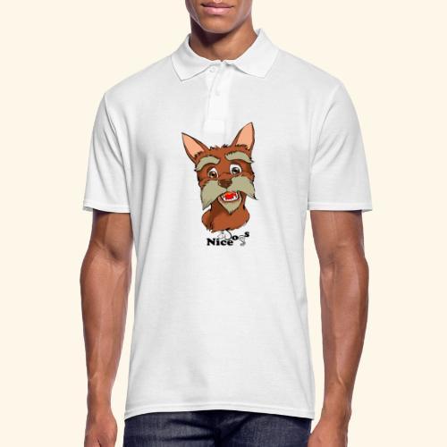 Nice Dogs schnauzer - Polo da uomo