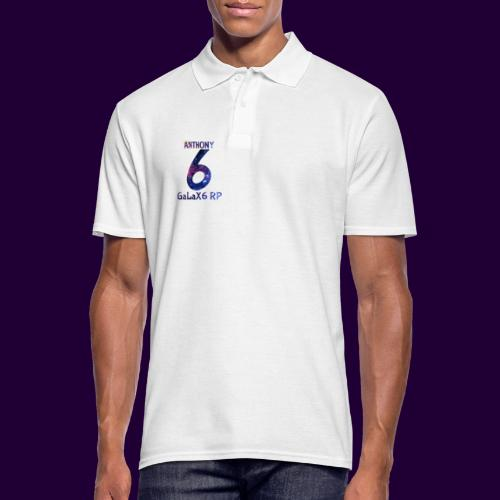 Anthony GaLaX6 Polo - Polo Homme