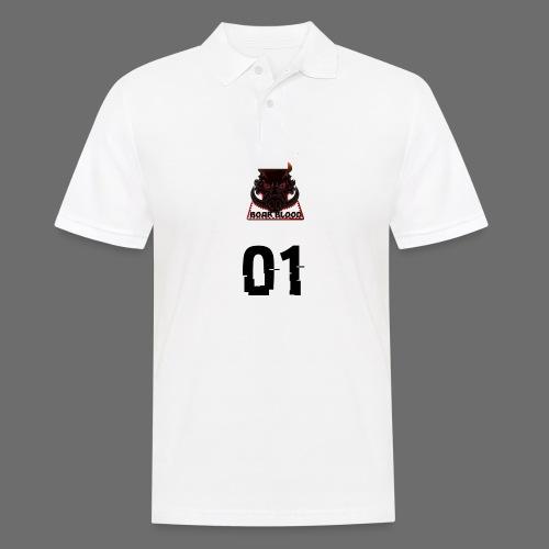 Boar blood 01 - Koszulka polo męska