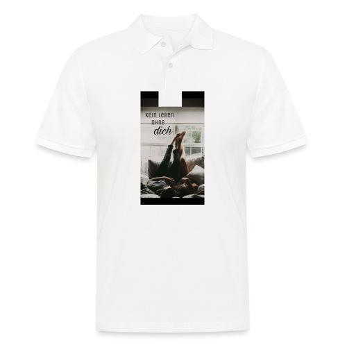 Beziehung - Männer Poloshirt