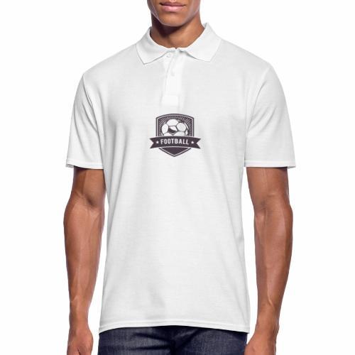 football - Männer Poloshirt