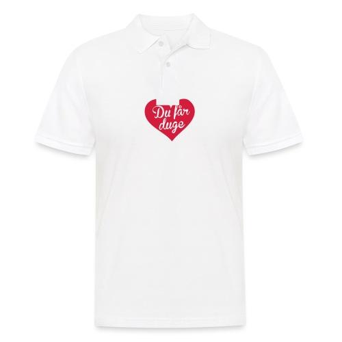 Ekte kjærlighet - Det norske plagg - Poloskjorte for menn