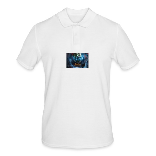 infinity war taped t shirt and others - Men's Polo Shirt