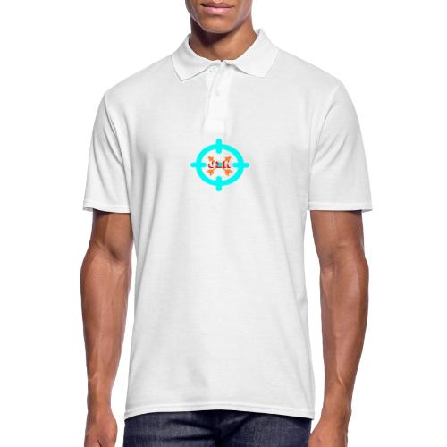 Targeted - Men's Polo Shirt