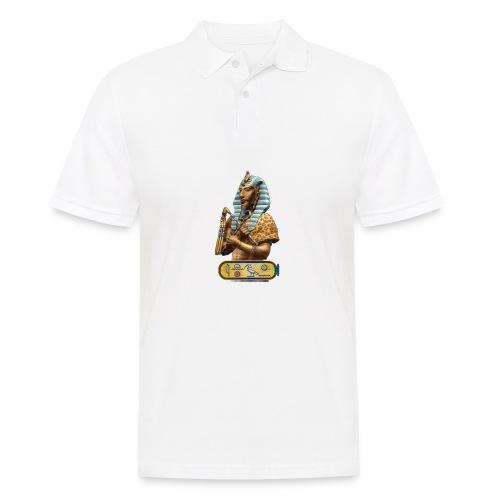 Echnaton - Ach-en-Aton - Der Sohn des ATON - Männer Poloshirt