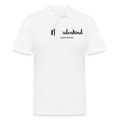 Nomadenkind by Solonomade - Männer Poloshirt