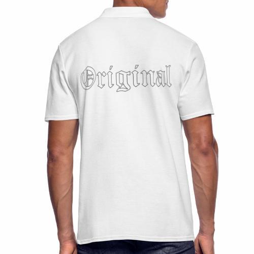 Original - Männer Poloshirt