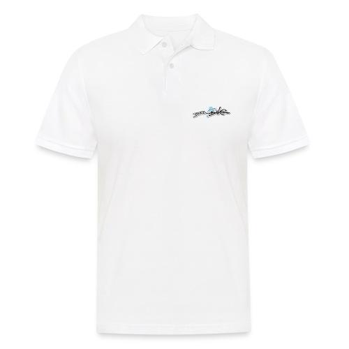 B2B Logo Final Vektor O S - Männer Poloshirt