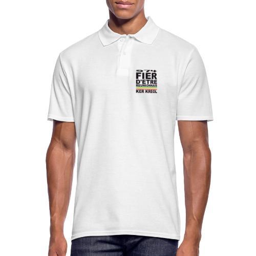 974 Fier d'être Réunionnais - 974 Ker Kreol v1.2 - Polo Homme