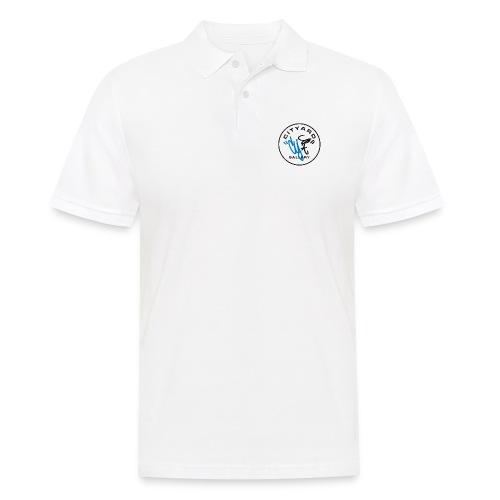 cityard org logo - Herre poloshirt