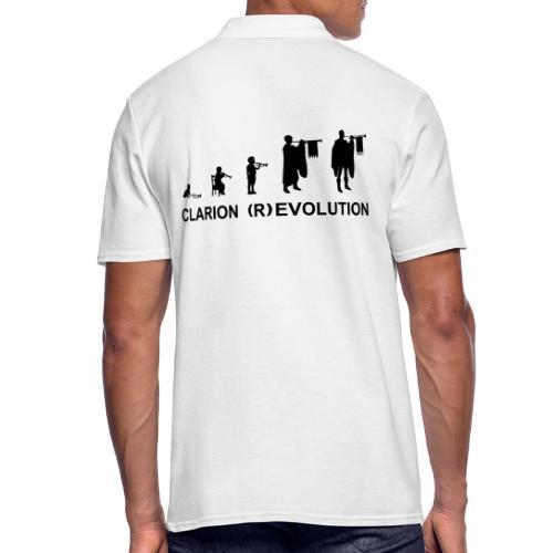 clarion (r)evolution - Polo da uomo