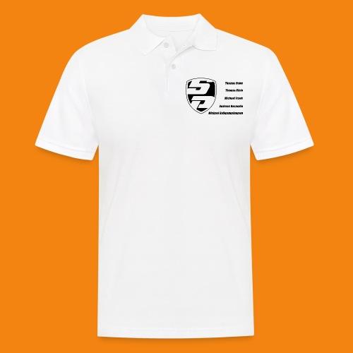 Wppen mit namen2 - Männer Poloshirt