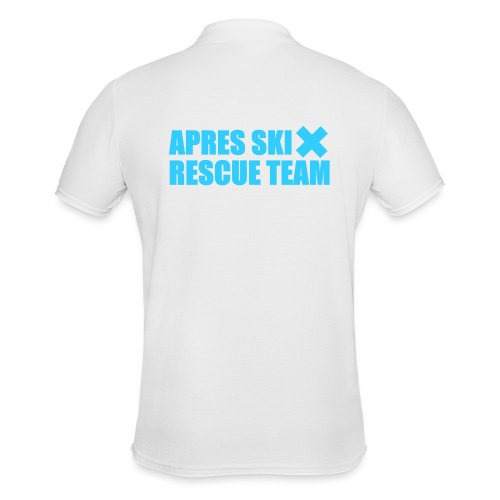 RESCUETEAM_BLUE - Polo Homme