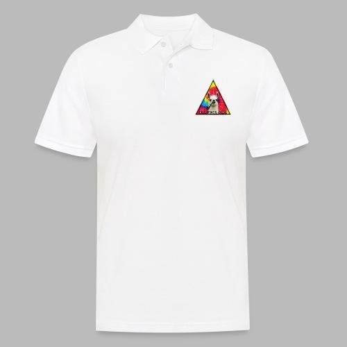 Illumilama logo T-shirt - Men's Polo Shirt