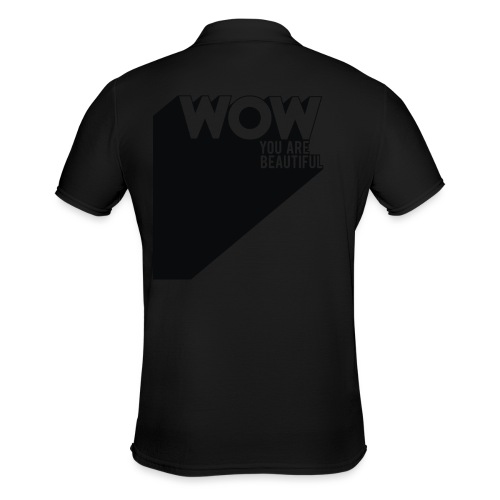 wow - Polo Homme