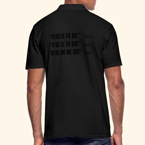 Do Be Do Be Do - Frank Sinatra - Männer Poloshirt