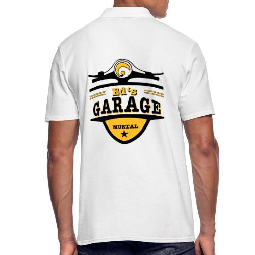 Eds Garage - Männer Poloshirt