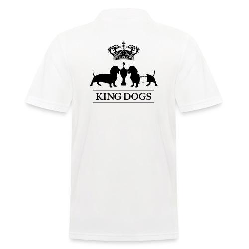 KING DOGS - Herre poloshirt