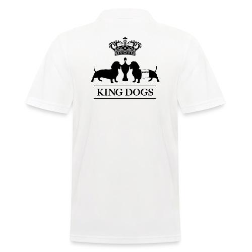 KING DOGS 2wear dog squad - Herre poloshirt