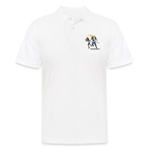 1+1=2Eine gute Connection - Männer Poloshirt