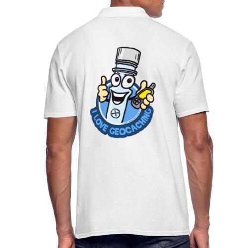 PETti the PETling - Männer Poloshirt