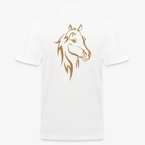 Vorschau: Horse - Männer Poloshirt