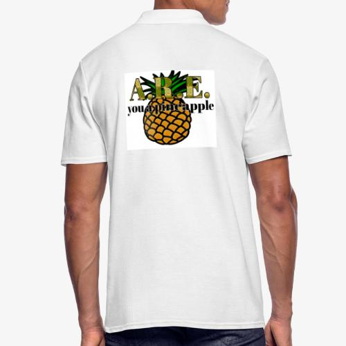 Are you a pineapple - Men's Polo Shirt