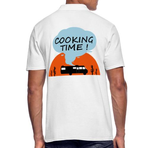 Cooking Time - Polo Homme