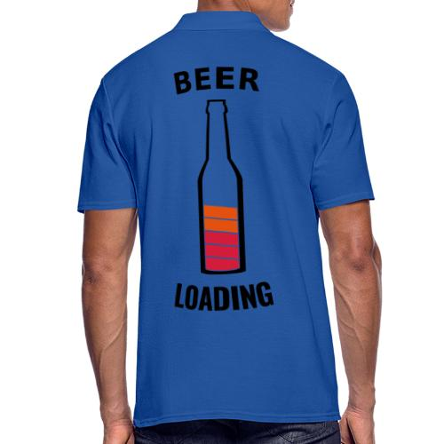 Beer Loading - Polo Homme