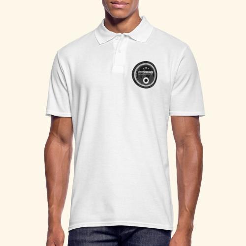 Logo Fotofreunde - Männer Poloshirt