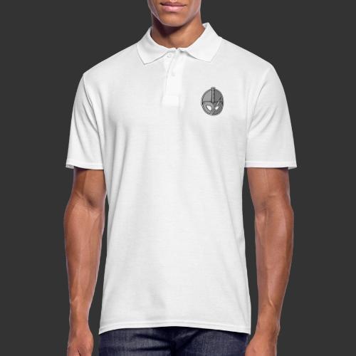Slashed Helmet - Men's Polo Shirt