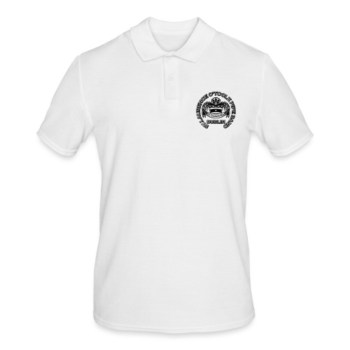 CREST COPPERPLATE 800x800 - Men's Polo Shirt