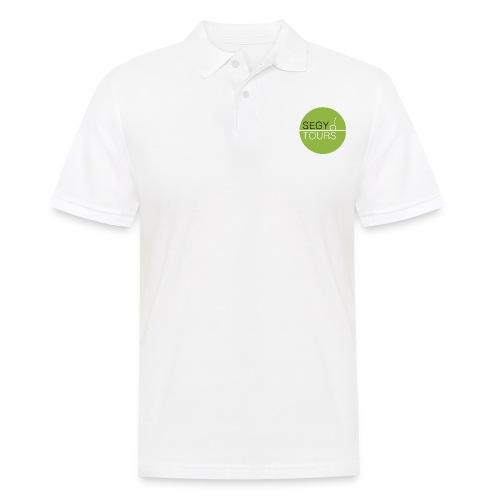 Logo SEGYTOURS - Männer Poloshirt