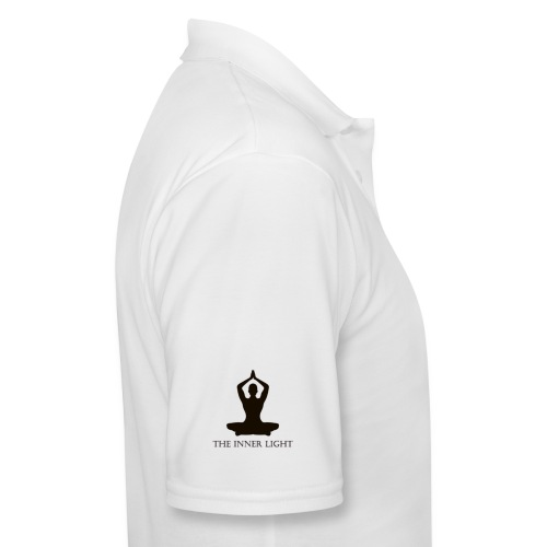 THEINNERLIGHTLOGO png - Men's Polo Shirt