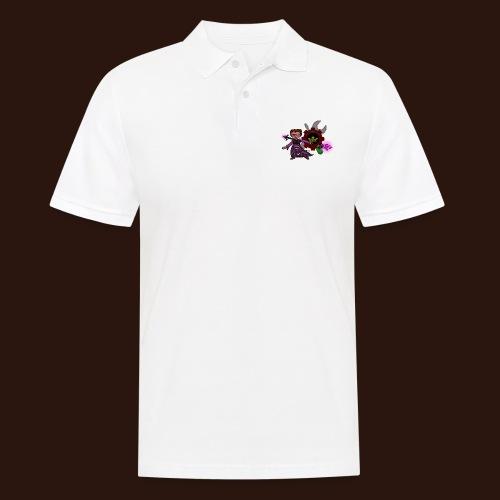 Gardelogo farbe png - Männer Poloshirt