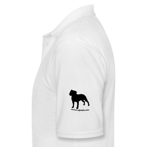 american staffordshire terrier - Polo Homme