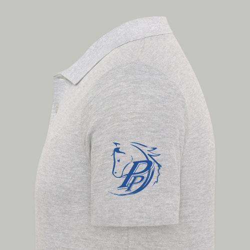 P_PLUS_3xPRINT (Bitte max. 40° verkehrt waschen) - Männer Poloshirt