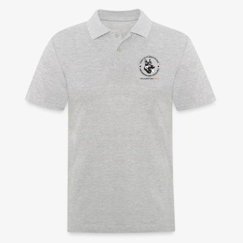 delta logo - Men's Polo Shirt