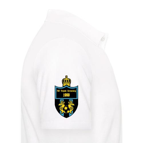 torpedo final 3 - Männer Poloshirt