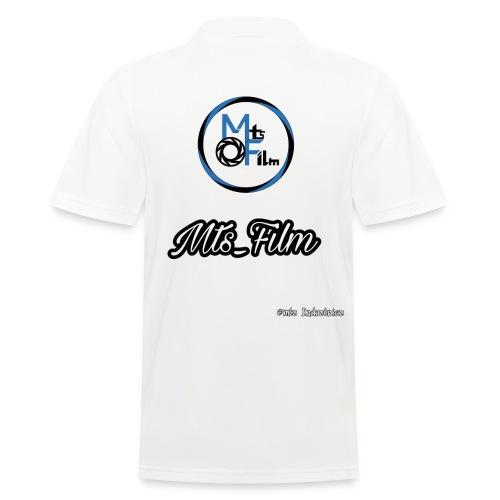 Mts_Film - Männer Poloshirt