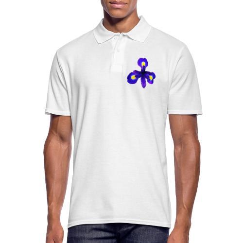 TIAN GREEN Garten - Iris 2020 01 - Männer Poloshirt