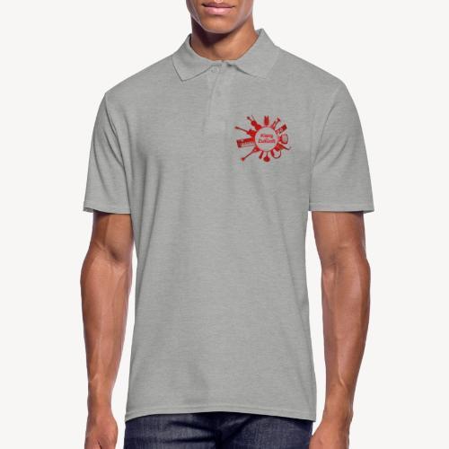 KdZ rot - Männer Poloshirt
