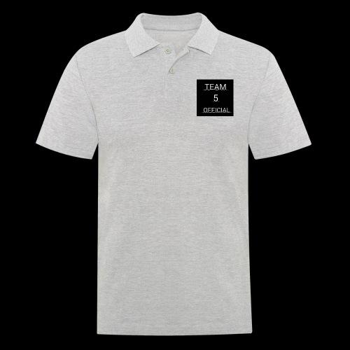 Team5 official 1st merchendise - Men's Polo Shirt