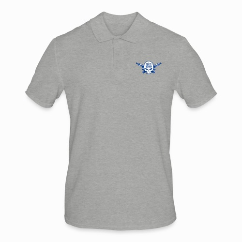 The Scots Review Classic Logo - Men's Polo Shirt