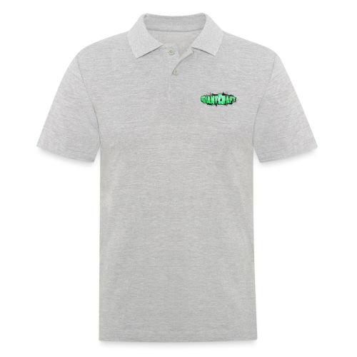 Herre T-shirt - GiantCraft - Herre poloshirt