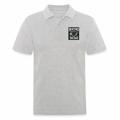Enlightend Vikings - Poloskjorte for menn
